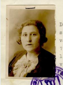 Edith Seligmann-Silberbach-Oostzaan